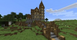 Royal Manor Minecraft Map & Project