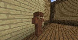 Billy's No Leather Overlay Resource Pack [1.11/1.12/1.13] Minecraft Texture Pack