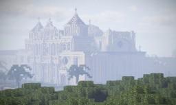Iglesia y Convento de La Recoleccion de Santiago de Los Caballeros de Goathemala Minecraft Map & Project