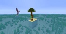 skyblock ocean Minecraft Map & Project