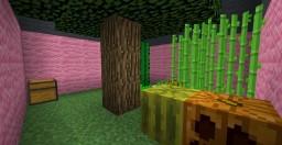 7 Blocks Survival 1.12.x/1.11.x Minecraft Map & Project