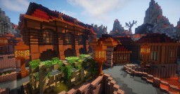 Server HUB/LOBBY by Gigeno PhoenixLobby.pl Minecraft Map & Project