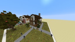 Pack of random houses Minecraft Map & Project