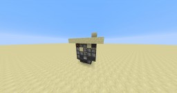 Minecraft: Move block by 3 blocks! Minecraft