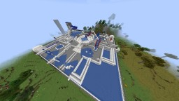 Water Park PVP Arena Minecraft Map & Project
