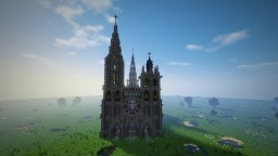 Ypres Cathedral Minecraft Map & Project