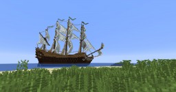 The Loveless - Ship of the Line Minecraft Map & Project