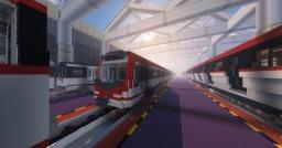 Train 81-556 Minecraft Map & Project