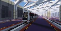 Train 81-720 Minecraft Map & Project