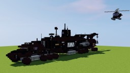 Not a War Rig Minecraft Map & Project