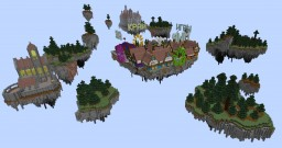 Skyspawn Minecraft Map & Project