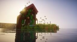 Pumpkin Head Bob's Island Minecraft Map & Project