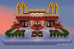 McDuck cafe Minecraft