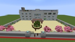 Japanese High School Minecraft Map & Project