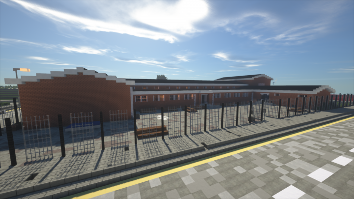 Popular Server Project : Harry Elementary - Realistic British Primary School
