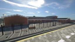 Harry Elementary - Realistic British Primary School Minecraft Map & Project