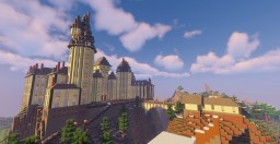 Haut Château Minecraft Map & Project