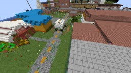 Chenza- a town frozen in poverty Minecraft Map & Project