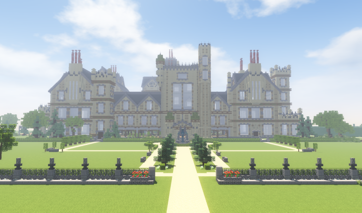 Popular Project : X-Mansion - Xavier's School for Gifted Youngsters