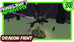 """Dragon Training & Fight"" [90] Minecraft Bedrock Infiniverse Minecraft Map & Project"