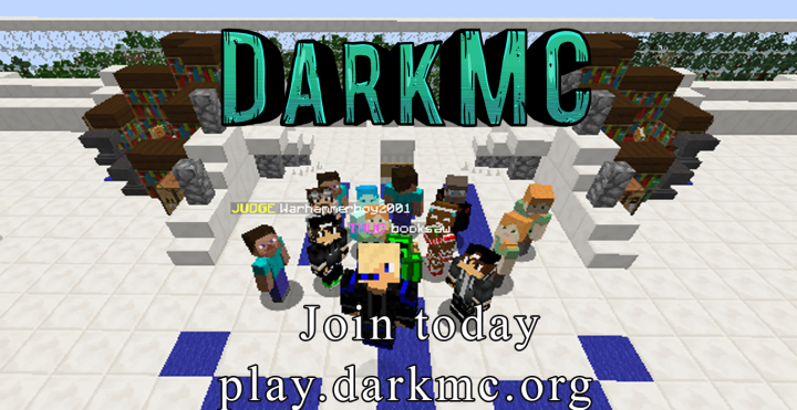 Popular Server Project : DarkMC Prison Network - Join Today. BRAND NEW