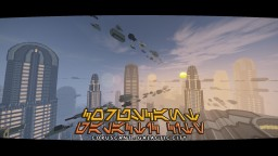 Coruscant - Galactic City Minecraft