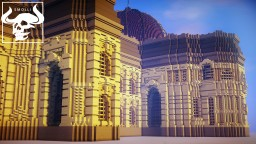 Baroque Structure | [DOWNLOAD] (shematic) Minecraft Map & Project