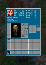 Bringing Golden Sun to Minecraft: Character System I Attributes Minecraft Blog Post