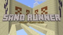 Sand Runner (Bedrock Edition) Minecraft Map & Project