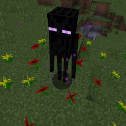 Ender Flowergirls [Data Pack] Minecraft Mod