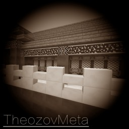 TheozovMeta (1.12) The Chinese Architecture Pack Minecraft Texture Pack