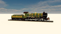 GWR 2900 Saint Class 4-6-0 Minecraft Map & Project