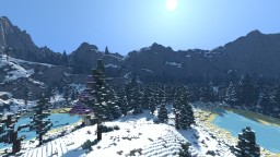 Void of Helios (Winter) Minecraft Map & Project