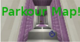 Pakour Map Minecraft Map & Project