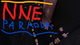NNE parkour Minecraft Map & Project