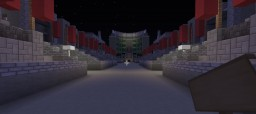 The Capitol: Hunger Games Minecraft Map & Project