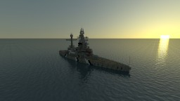 General Klaue's Battleship Enigma Minecraft Map & Project