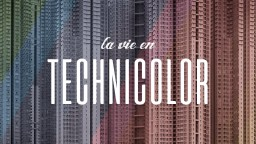 Vignette #13 - La Vie En Technicolor Minecraft Blog Post