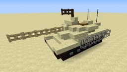 Leopard 2A6 Minecraft Map & Project