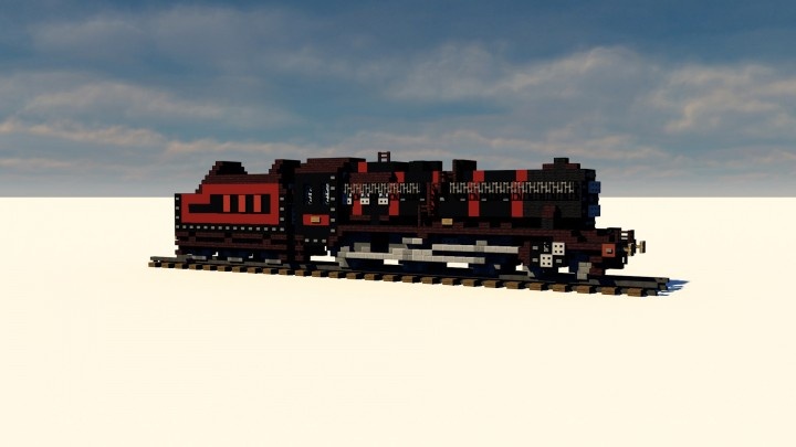 "Popular Project : LMS Stanier Class 5 4-6-0 "" BLACK FIVE """