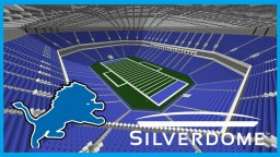SilverDome Minecraft Map & Project