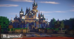 Disneyland 1956 Minecraft Map & Project