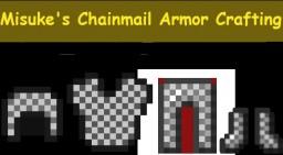 Misuke's Chainmail Armor Crafting Minecraft Mod