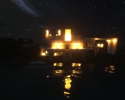 Modern House#2 Minecraft Map & Project