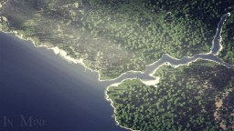 The Medieval Continent 5000х5000 Minecraft Map & Project