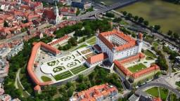 Project Bratislava, Slovakia Minecraft Map & Project