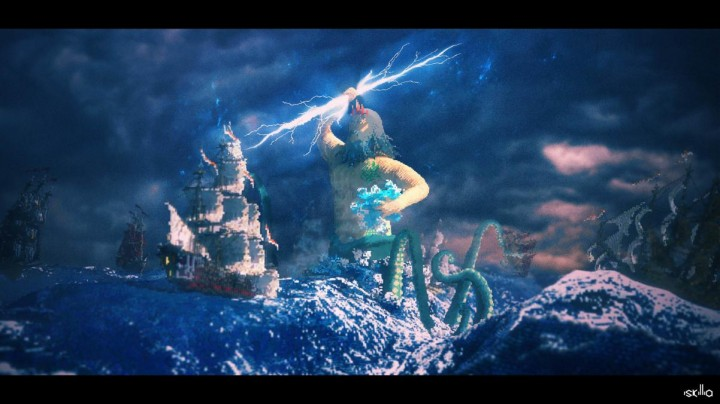 Popular Project : Waves By Elysium Fire and timelapse