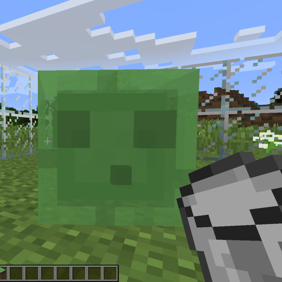 where to find slimes minecraft