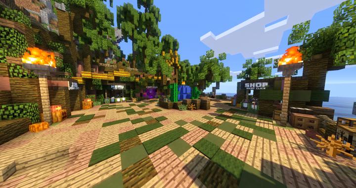 Guild Wars™ Survival RPG Minecraft Server