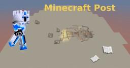 Post, von Psychopowerpapa Minecraft Map & Project